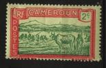 Cameroun  N° 107 *     Cote    0,20 € Au Quart De Cote