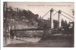 St-ROMANS - En - ROYANS - Le Pont De Beauvoir Sur L´Isère - France