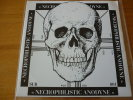 """NECROPHILISTIC ANODYNE """"raping Facts"""" EP PROMO RED - Rock"""