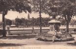 Dép. 79 - NIORT. - Jardin Et Place De La Brèche. Animée. CAP. N° 24 - Niort