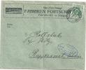 Zensur Brief  Freiburg (Breisgau) Nach Rapperswil             1916 - Deutschland
