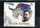 Sello De Romania Año 1986  Yvert Nr. 3692  Usado - 1948-.... Repúblicas