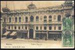 MEXICO    CASINO ESPANOL      1911          Old Postcard - Mexique