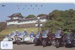Télécarte Japon * POLICE * PHONECARD JAPAN (63) TELEFONKARTE * POLIZEI * POLITIE * MOTOR - Polizia