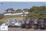 Télécarte Japon * POLICE * PHONECARD JAPAN (63) TELEFONKARTE * POLIZEI * POLITIE * MOTOR - Police