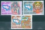 Indonesia 1969 Turism MNH** - Lot 848 - Indonesia