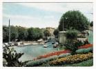 Grasse - Ici Commence La Route Napoléon - Parking Voitures Années 50 - Dos écrit/timbré 1965 - Grasse