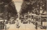 3 CPSM MARSEILLE (Bouches Du Rhone) - Le Pont Transbordeur, Cours Belsunce, Allées De Meilhan - Marsiglia