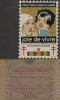 """ANTITUBERCULEUX: Grande Vignette """"cinq Francs"""" De 1932 **  Superbe Avec Sa Pochette - Antituberculeux"""