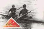 D06519 CARTE MAXIMUM CARD TRIPLE 1973 HUNGARY - CANOE CP ORIGINAL - Canoe