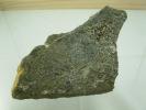 GRES DE CRETACE  MINERALISEE EN PYRITE ROUMANIE 10 X 5 CM - Minéraux