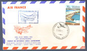 50° ANNIVERSAIRE De La Ligne LATECOERE - 1960-.... Lettres & Documents