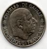 FRANCIA 1 FRANCO 1988 - Francia