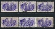 ITALIA REGNO - 1941 - FRATELLANZA  D´ Armi - N. 455 Usati - Cat. 15,00 € - Lotto N. 588 - Usati