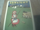 Postcard Unused Reprint Opie Sunlight Soap - Pubblicitari
