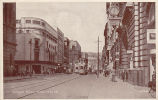 MANCHESTER - OXFORD ROAD.  TRAMS - Manchester