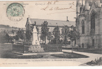 EPERNAY - A L´Hôpital Auban-Moët - Le Monument Du Fondateur 1902 Dép51 - Epernay