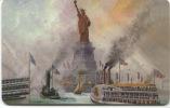 "S T S .""  Statue Of Liberty ""  Rare - United States"