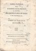 CARTA PASTORAL DEL ILUSTRISIMO SEÑOR ARZOBISPO DE LA PLATA DON BENITO MARIA DE MOXO Y DE FRANCOLI AÑO 1807 - Godsdienst & Occulte Wetenschappen
