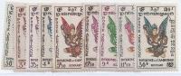 Cambodge, N° 1 à 9 ** Poste Aérienne - Cambodge