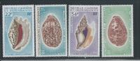 N.C. Pa N° 113 ** / 116 ** - Nieuw-Caledonië