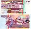 SURINAME 100 GULDEN 1998 UNC P 139 - Suriname