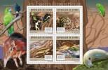 GUINEA 2011 - Species Discoveries In XXI Century. Official Issue - Schelpen