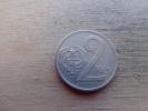 Tchecoslovaquie  2  Koruny  1975  Km75 - Tchécoslovaquie
