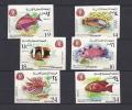 Timbre(s) Neuf(s) ** Yemen, Air Mail, Poste Aérienne, Poissons Tropicaux,  Tropical Fish,non Dentelés, - Fische