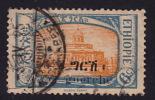 1925  Timbre Surchargé  Sc 152   Oblit - Ethiopie