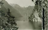 GERMANY-KONIGSSEE VOM MALERWINKEL-CIRCULATED - Berchtesgaden