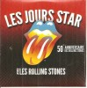 """CD 2 Titres """"ROLLING STONES""""  A L'occasion Du Jeu """"les Jours STAR"""" Magasins Carrefour Market Et Champion - Editions Limitées"""