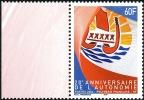POLYNESIE 2004 - Yv. 722 ** SUP Bdf  Cote= 6,10 EUR - Autonomie ..Réf.POL11699 - Polynésie Française