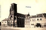 PHALSBOURG PFALZBURG PHARMACIE EGLISE - Phalsbourg