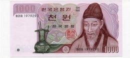1983 Bank Of Korea (South) 1,000 Won - Corée Du Sud