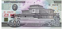 KOREA, NORTH 50 WON 1992 P42 UNCIRCULATED - Corée Du Nord