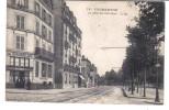 """CPA CHARENTON, Quai Des Carrières, Restaurant """"Aux Hirondelles""""  Animée, 1916 - Charenton Le Pont"""
