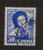Schweiz  309 ° Tracht  // Switzerland - Used , Costume (1936) //  Suisse - Gebraucht