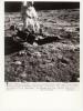 Phot Format 24.3 X 17.8 Cm - Seismic Package Deployment - Apollo 11 Astronaut Edwin Aldrin Deploye The Passive Seismic - Astronomia