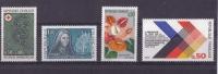 LOT DE TIMBRES (ANNEE 1972/73) N* 1735/1737/1738/1739 NEUF** - Collezioni