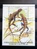 Uzbekistan - 1999 - Mi.Nr.Block 22 - MNH** - Reptiles - Uzbekistan