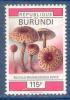 Burundi N°997 Champignon Oblitéré - Burundi