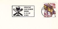 1987 Switzerland Basel Gastronomy Food Culinarie Gastronomie Alimentation Gastronomia Alimentazione - Food