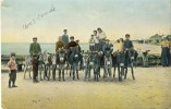 Westende - Promenade Des Anes - Enfants - Superbe Animation / Geanimeerd - 190? ( Verso Zien ) - Westende