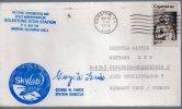 ★US - SKYLAB - GOLDSTONE STDN STATION (6371) - FDC & Conmemorativos
