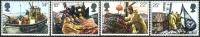 GREAT BRITAIN - 1981 - SG 1166/1169 - British Fishing Industry - Set Of 4 Stamps - MNH - 1952-.... (Elizabeth II)