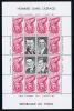 TOGO Set Of 4 Blocks 1961/62, Michel 335 - 338 MNH/Neuf**
