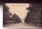 """PARIS L\´Avenue De La Grande Armée & Station D´Obligado (métro) CPA  PUB Chaussures """"INCROYABLE"""" De Paris Début 1900 TBE - Metropolitana, Stazioni"""