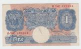 Great Britain 1 Pound 1940 - 1948  VF+ P 367a  367 A - …-1952 : Before Elizabeth II