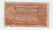 """AUSTRALIA 10 SHILLINGS 1942 """"aF"""" P 25b 25 B - Tweede Wereldoorlog Uitgaven"""